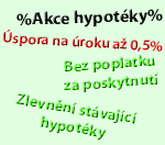 Luxusn bydlen.cz - Finance, hypotky