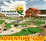Adventure Golf Pocepice