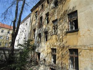 Uklid činžovního domu praha